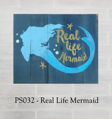PS032 - Real Life Mermaid