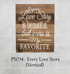 PS034 - Every Love Story (Vertical)