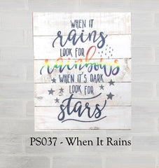 PS037 - When It Rains