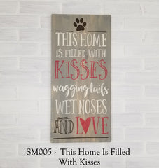 SM005 - This House Is Filled With Kisses