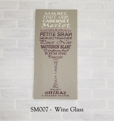 SM007 - Wine Glass