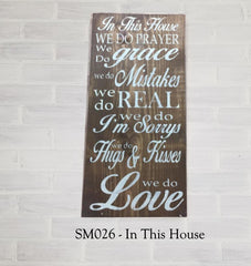 SM026 - In This House