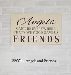 SS001 - Angels and Friends