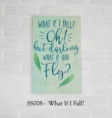 SS008 - What If I Fall?