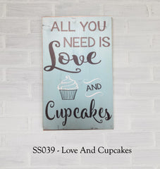 SS039 - Love and Cupcakes