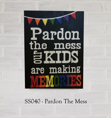 SS040 - Pardon The Mess