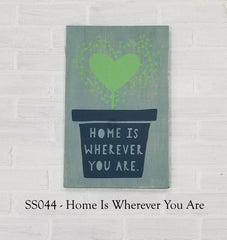 SS044 - Home Is Wherever You Are