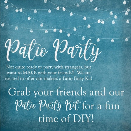 Patio Party Booking