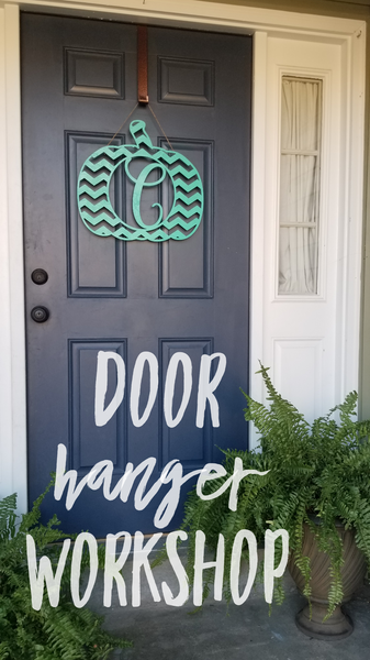 !!! Door Hanger Workshop O'Fallon