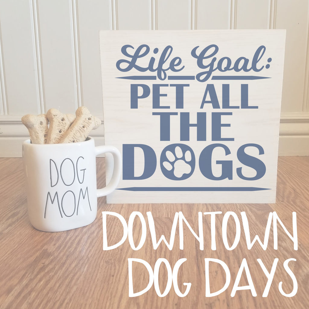 Downtown Dog Days