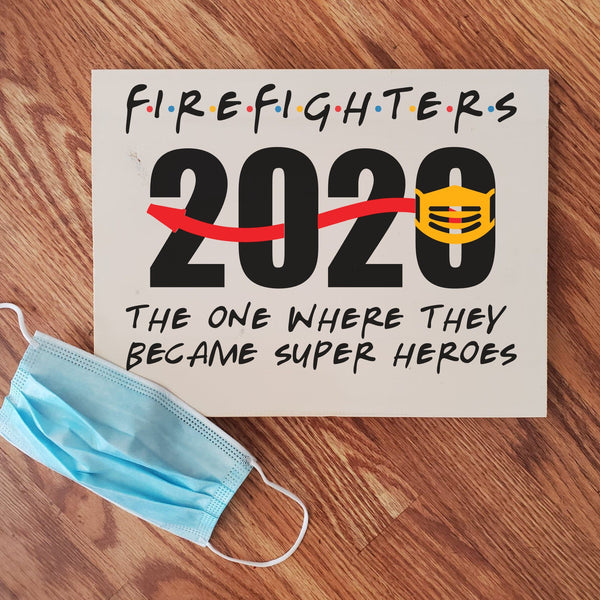 !!! 2020 The One Where They Are Hero's