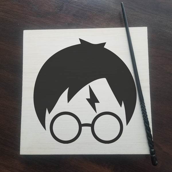 take&paint Harry Potter