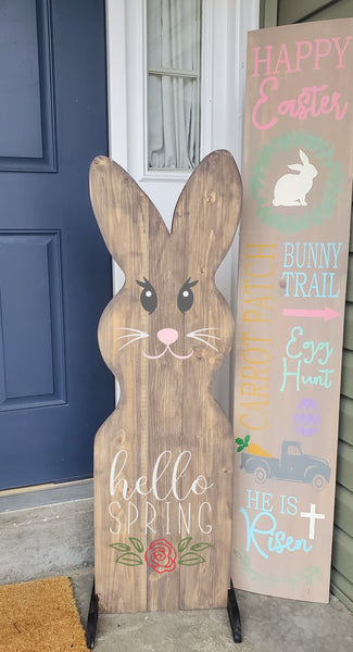 04/05 DIY Standing Bunny Edwardsville Pick Up 1 - 2 pm
