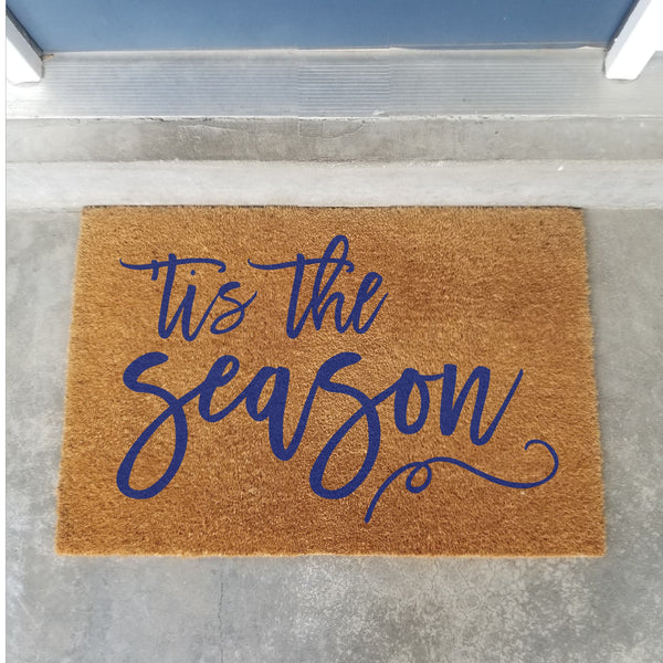 !!! Seasonal Door Mat Workshop