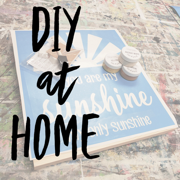 !!! DIY at Home