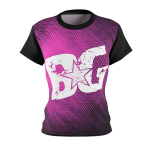 Team BG Women's AOP Cut & Sew Tee
