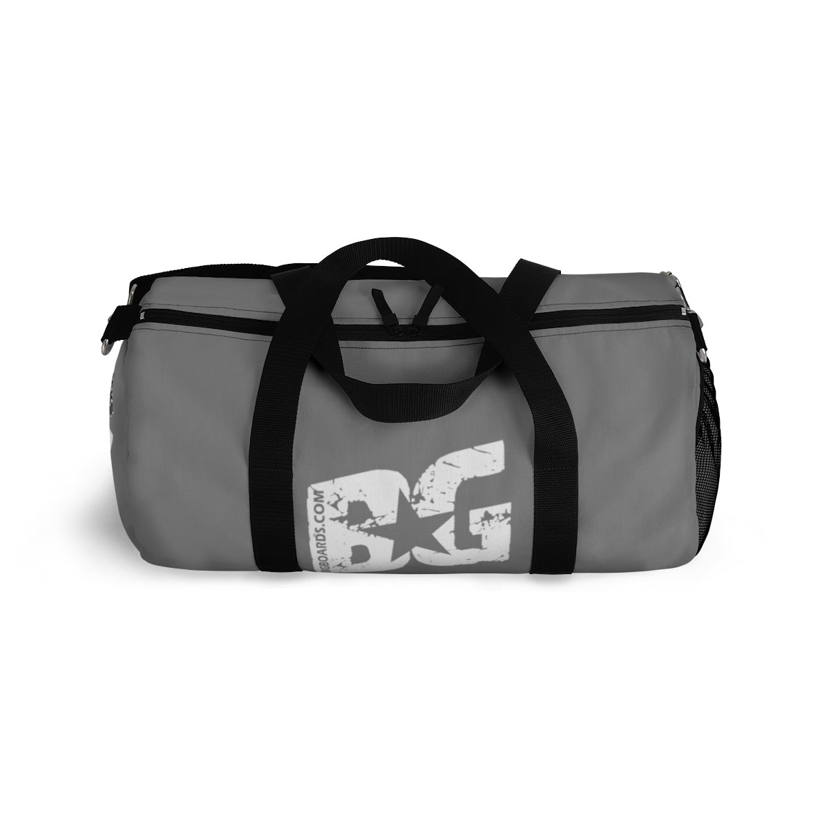 BG BIG SACK GRAY DUFFLE BAG