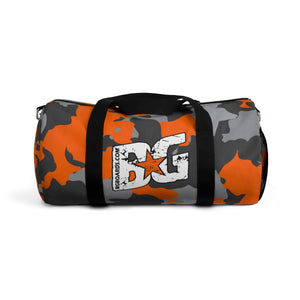 ORANGE CAMO BG BIG SACK