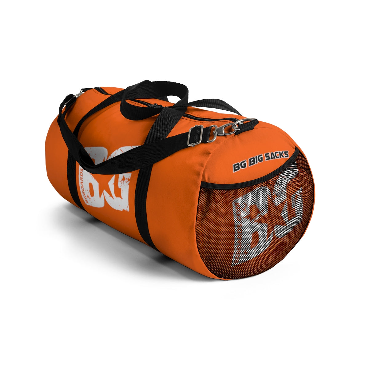 Copy of BG BIG SACK RED DUFFLE BAG