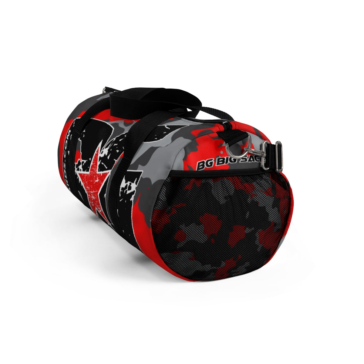 RED CAMO BG BIG SACK