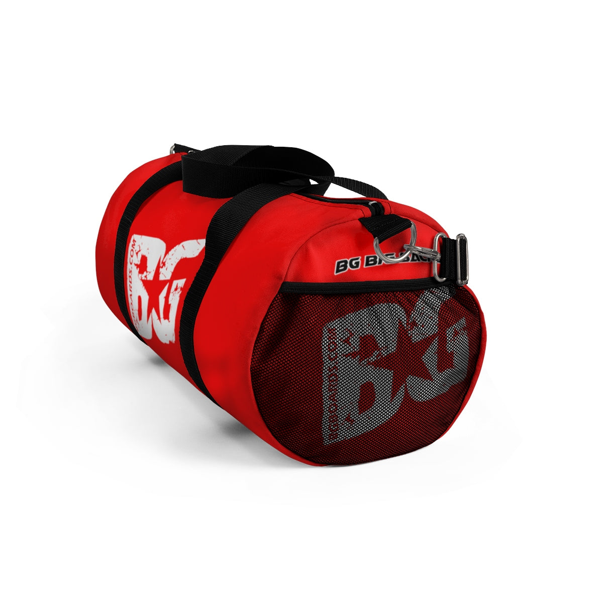 BG BIG SACK RED DUFFLE BAG