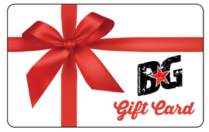 BG Boards Cornhole Gift Card