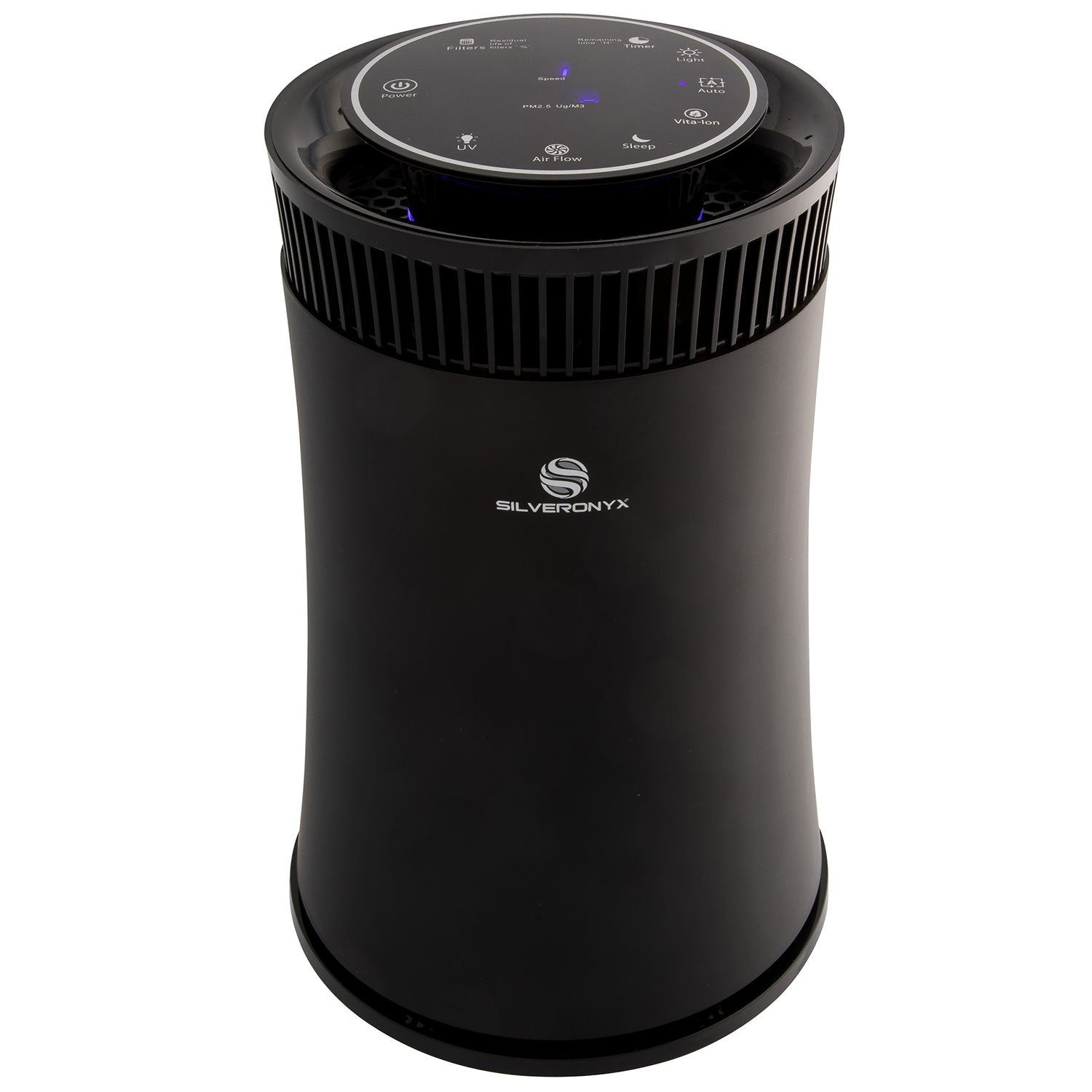 SilverOnyx Air Purifier with True HEPA Carbon Filter - Facentials