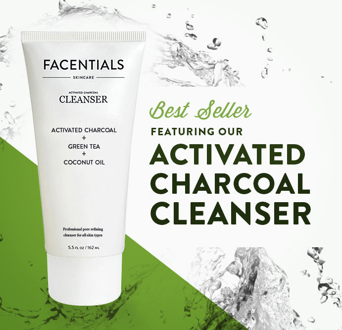 Best Seller Activated Charcoal Cleanser