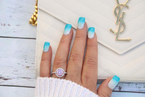 Pink Promise Ring