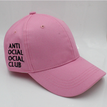 Anti Social Club Baseball Hat