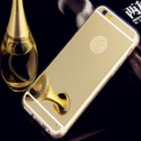 Luxury Gold Mirror Case