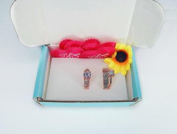 Mother's Day Gift Box (Rose Gold)  | Limited Edition
