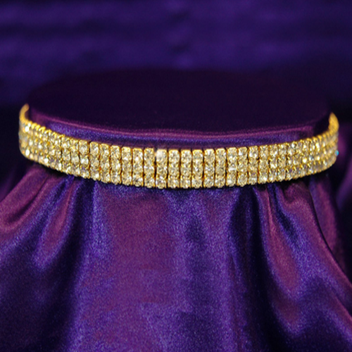 Gold Princess Choker
