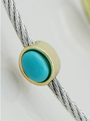 Turquoise Magnetic Bracelet