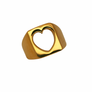 Heart Xoxo Ring