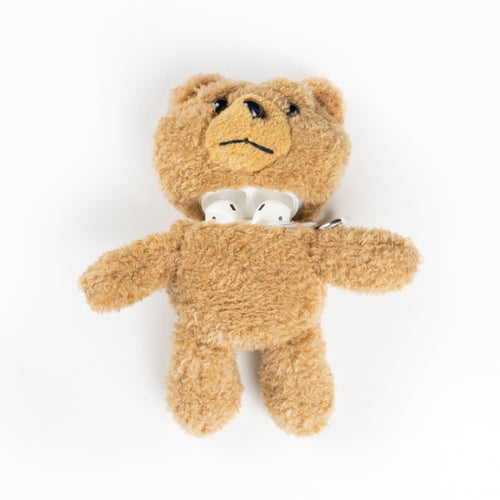 TEDDY BEAR AIRPOD CASE