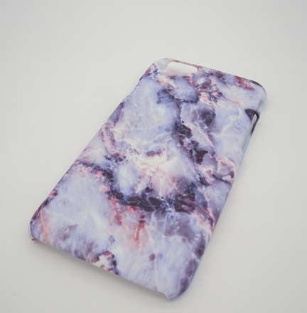 Purple Marble Case