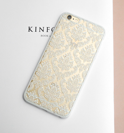 Vintage Flower iPhone Case