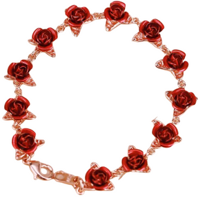 Enchanted LED Rose – Red