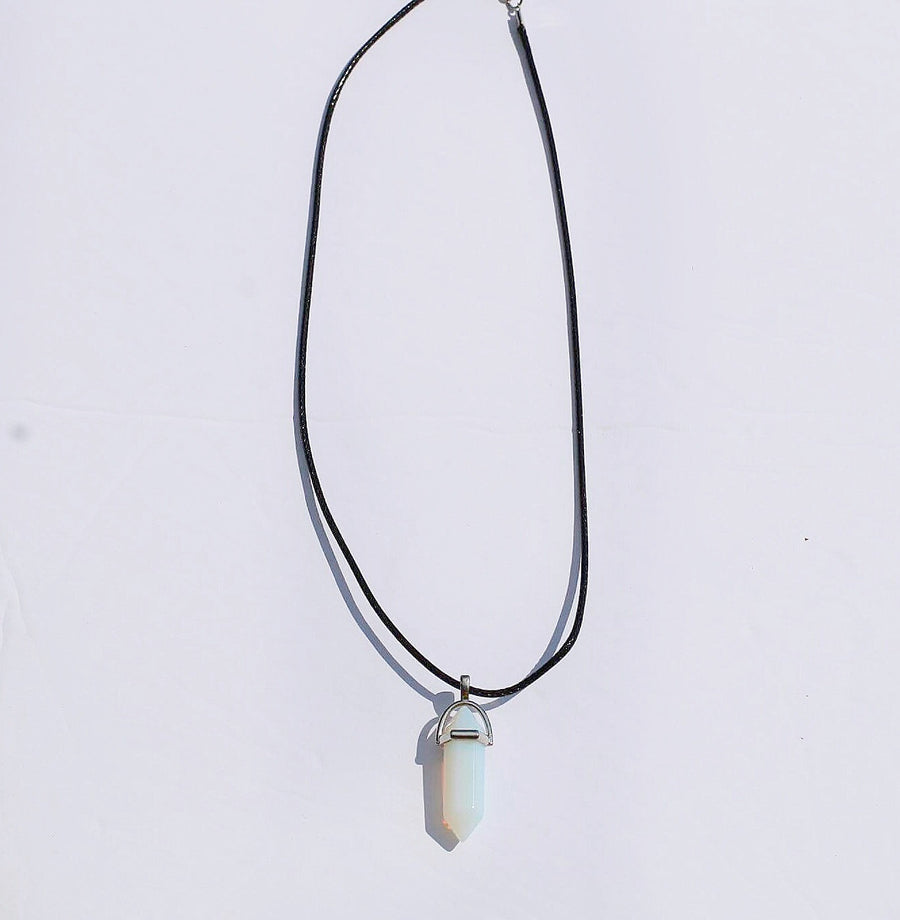 Opal Quartz Necklace