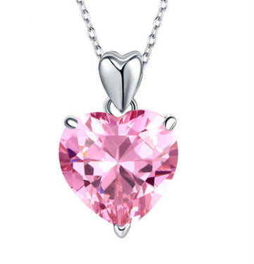 Pink Love Necklace