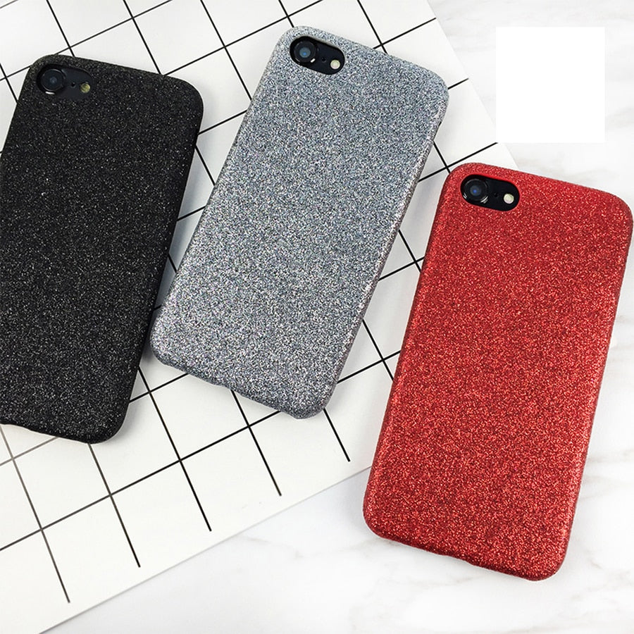 Lovely Glitter Phone Cases
