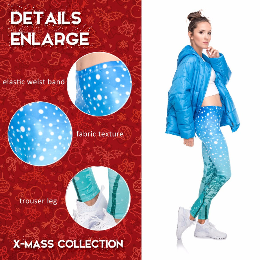 Aurora Winter Leggings