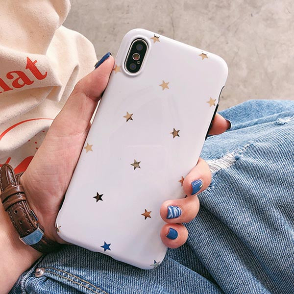 Star & Moon Phone Case