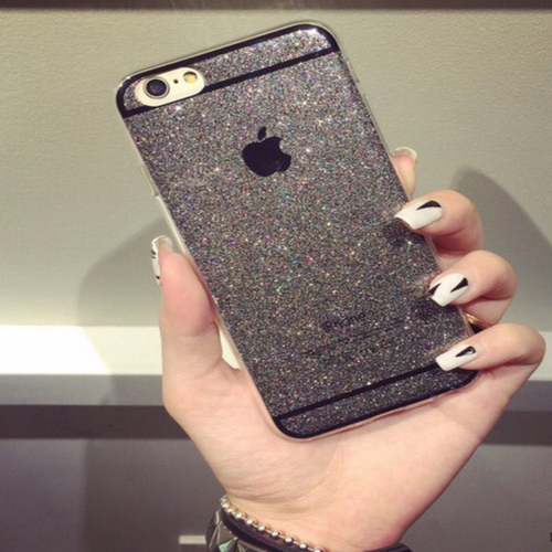 Grey iPhone Case