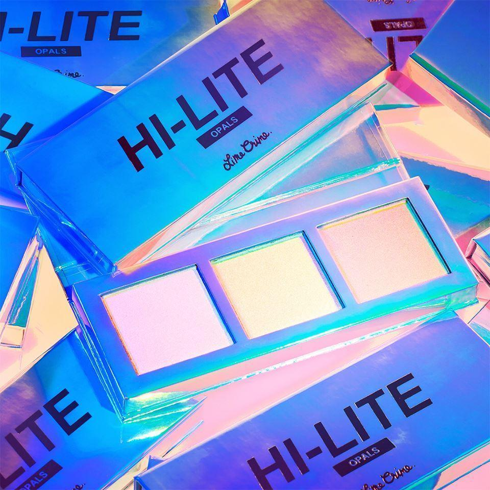 Limecrime Just announced their debut Highlighter palette