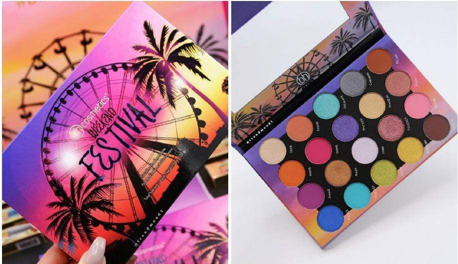 BH Cosmetics have Summer covered with new Festival collection!