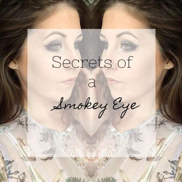Secrets of a Smokey eye