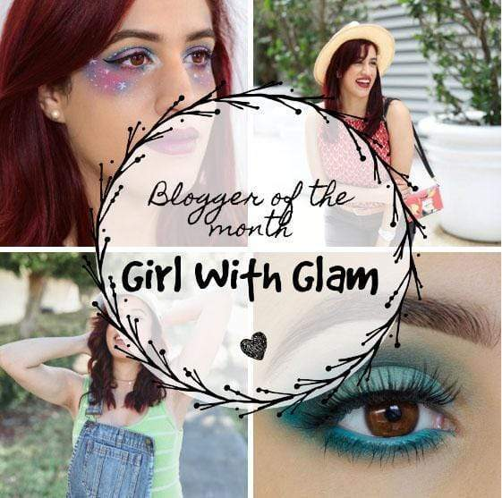 Blogger of the Month May; Girl With Glam