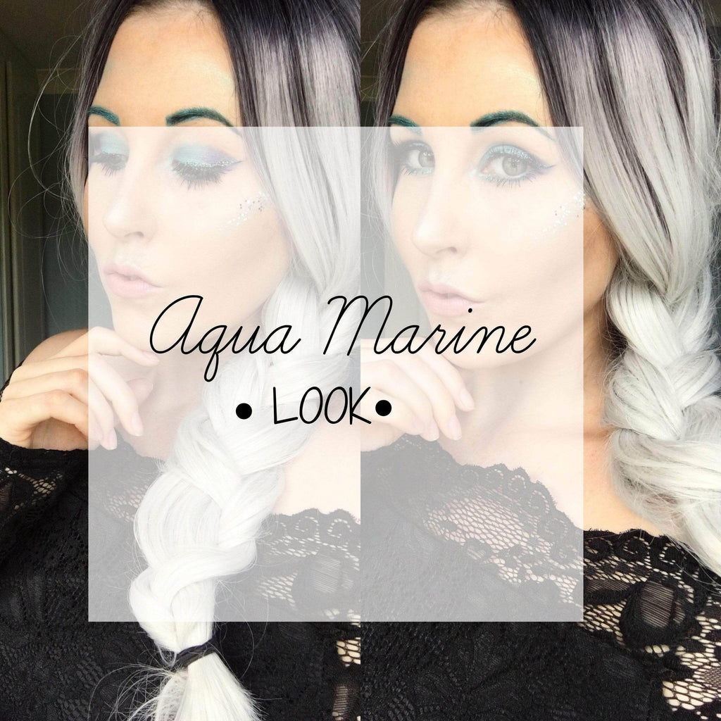 Aquamarine Look